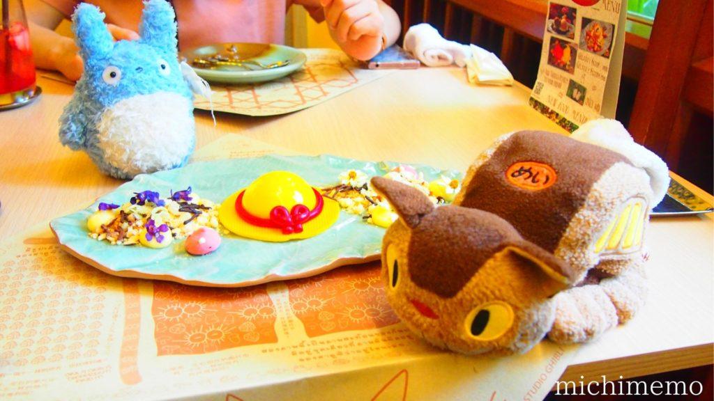 タイ メイのレストラン トトロと猫バス